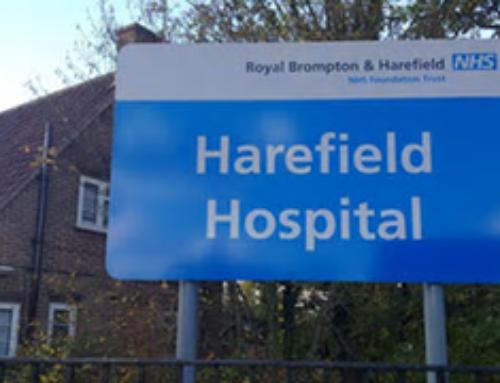 Harefield Hospital Mortuary